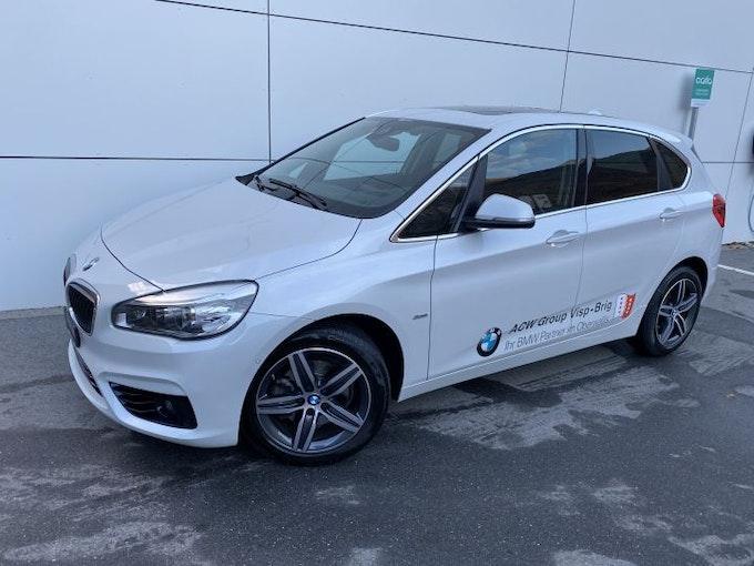 BMW 2er 220d xDrive Active Tourer 41'700 km 27'900 CHF - acheter sur carforyou.ch - 1