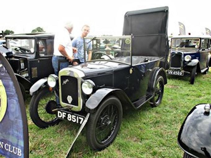 Austin 7 seven 1929 10'000 km CHF18'000 - acquistare su carforyou.ch - 1