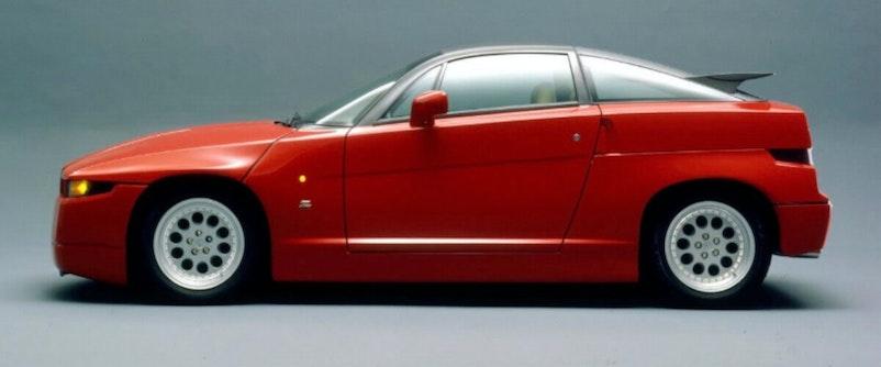 Alfa Romeo S.Z. Alfa SZ ES 30 Zagato 60'000 km CHF76'000 - buy on carforyou.ch - 1