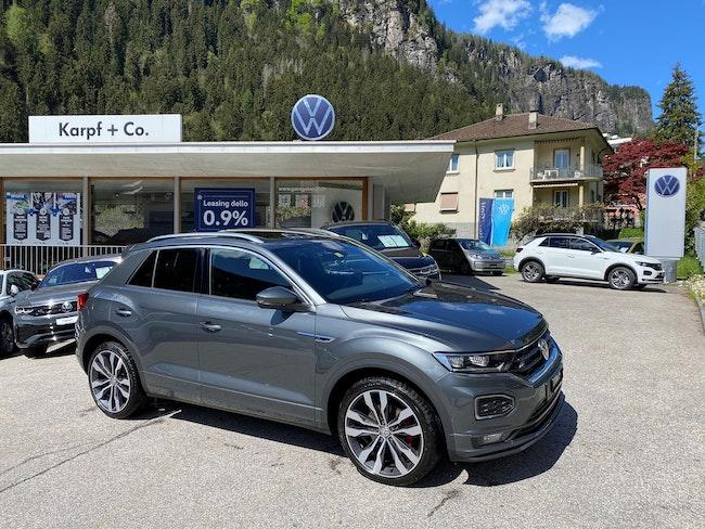 suv VW T-Roc 2.0 TSI Sport DSG 4Motion