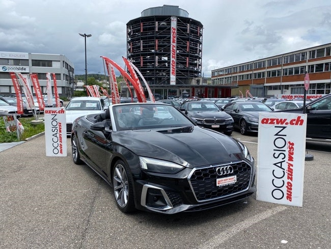 saloon Audi A5 Cabriolet 35 TDI S-Line S-tronic