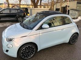 """Fiat 500 e Cabrio """"La Prima"""" 1'700 km 34'850 CHF - acquistare su carforyou.ch - 2"""