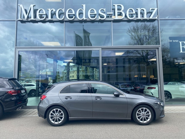 saloon Mercedes-Benz A-Klasse A 180 Progressive 7G-DCT