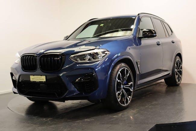 BMW X3 M Competition 27'523 km CHF76'498 - buy on carforyou.ch - 1