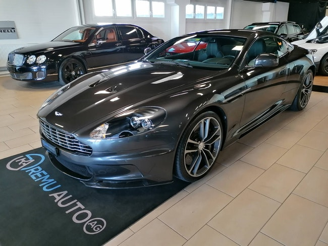 Aston Martin DBS Coupé 6.0 V12 CH-Fahrzeug 52'555 km 99'007 CHF - buy on carforyou.ch - 1