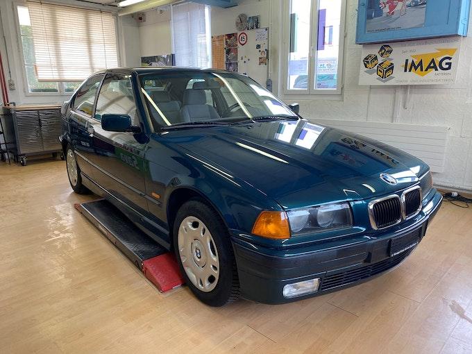 BMW 3er 318ti Compact 86'000 km 4'950 CHF - acquistare su carforyou.ch - 1