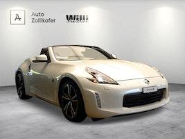 Nissan 370 Z Roadster 3.7 V6 24V Pack 100 km CHF46'500 - buy on carforyou.ch - 3