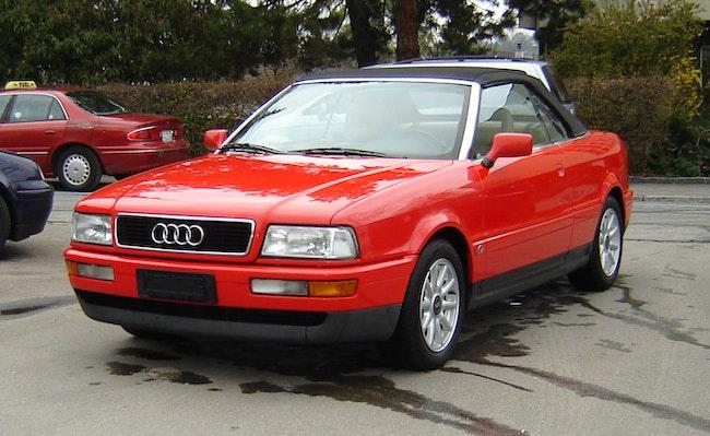 Audi Cabriolet 2.3 E 67'000 km 13'800 CHF - acheter sur carforyou.ch - 1