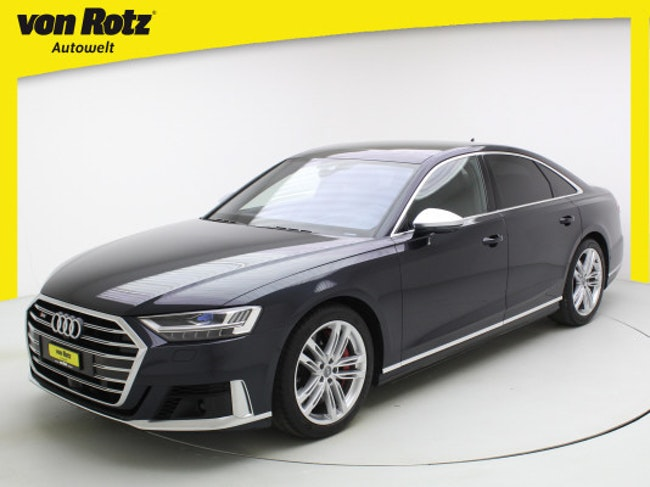 Audi S8 TFSI quattro 18'900 km 109'950 CHF - acheter sur carforyou.ch - 1
