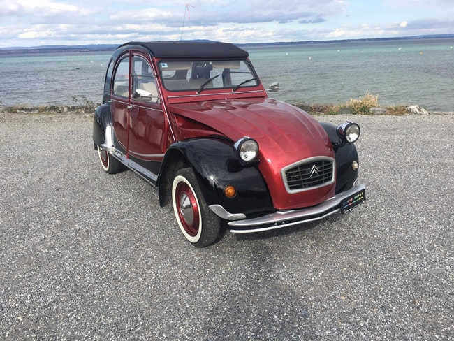 Citroën 2CV 6 Charleston 21'000 km 13'900 CHF - acquistare su carforyou.ch - 1