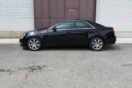 Cadillac CTS 3.6 Sport Luxury AWD 80'000 km CHF11'700 - buy on carforyou.ch - 2