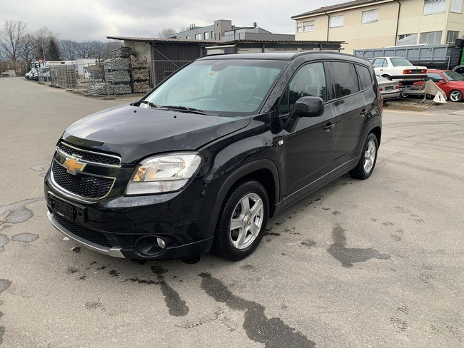 Chevrolet Orlando 1.8 LT Automatic 92'200 km 9'700 CHF - kaufen auf carforyou.ch - 1