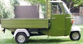 Piaggio Ape Pick-up Ape Classic 400 8'200 km 5'900 CHF - buy on carforyou.ch - 2