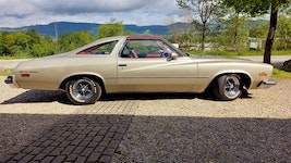 Buick Century GS455 Luxus Sun Coupe 1974 35'000 km CHF17'500 - buy on carforyou.ch - 2