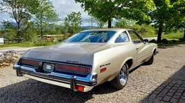 Buick Century GS455 Luxus Sun Coupe 1974 35'000 km CHF17'500 - buy on carforyou.ch - 3