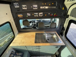 VW Crafter Wohnmobil 115'000 km 20'900 CHF - buy on carforyou.ch - 3