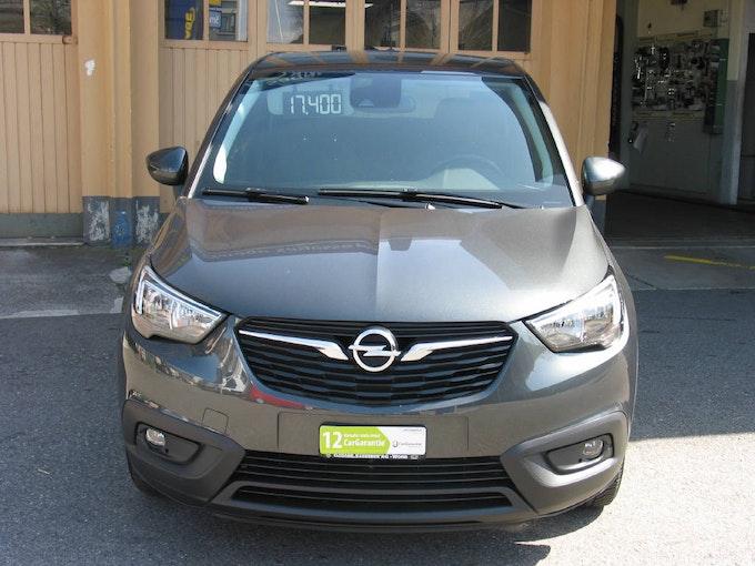 Opel Crossland X 1.2 T eTEC Enjoy S/S 23'000 km 16'900 CHF - acquistare su carforyou.ch - 1