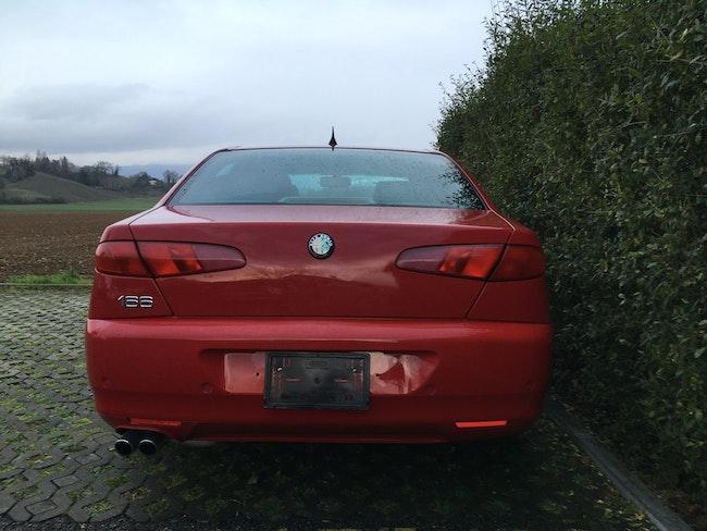 Alfa Romeo 166 3.2 V6 24V 163'000 km 4'500 CHF - buy on carforyou.ch - 1