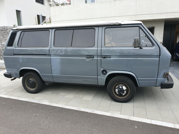 VW Typ 2 Bus T3 Typ2 180'000 km 14'900 CHF - buy on carforyou.ch - 1