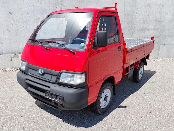 Daihatsu Hijet Kipper 1.3 99'800 km 8'999 CHF - buy on carforyou.ch - 1