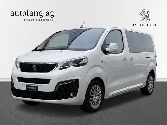 Peugeot Traveller Std.2.0 BHDi 180 Bus.S/S 2'000 km CHF45'900 - acheter sur carforyou.ch - 1
