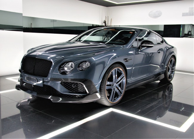 Bentley Continental GT 4.0 V8 S 57'900 km 139'900 CHF - acheter sur carforyou.ch - 1