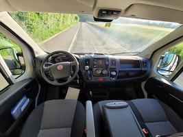 Fiat Ducato XL 2.3 140PS 14'000km 15'000 km 33'490 CHF - buy on carforyou.ch - 3