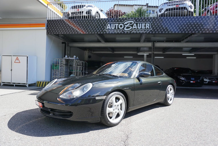 Porsche 911 Coupe 3 4 Carrera 4 Millenium Ed 325 911 189900 Km At 19600 Chf Buy It On Carforyou Ch