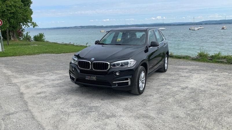 BMW X5 25d xDrive 136'500 km 27'900 CHF - buy on carforyou.ch - 1