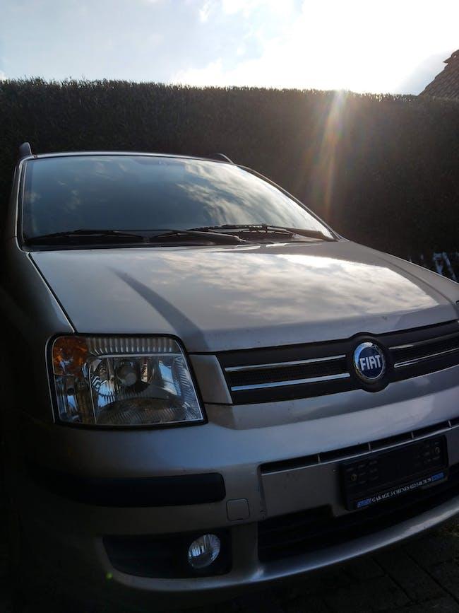 Fiat Panda 1.2 60 Alessi Dualogic 37'160 km CHF4'300 - buy on carforyou.ch - 1