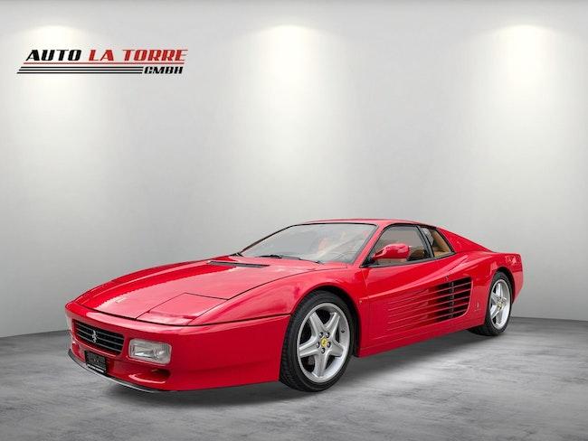 Ferrari 512 TR 96'500 km CHF124'900 - acquistare su carforyou.ch - 1