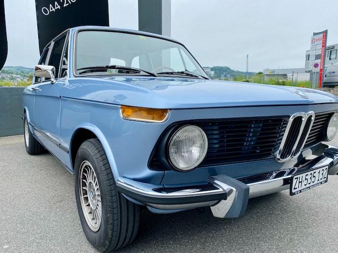 BMW 2002 1502 102'000 km CHF23'500 - acquistare su carforyou.ch - 1