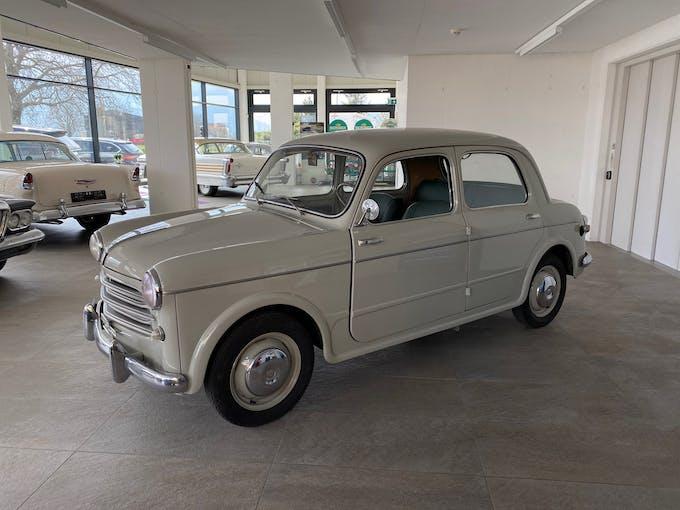 Fiat 1100 103 Berlina Veteran 79'300 km CHF20'000 - acquistare su carforyou.ch - 1