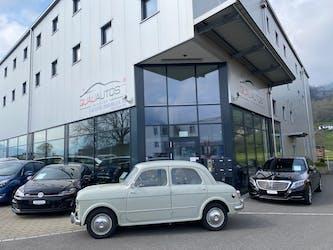 Fiat 1100 103 Berlina Veteran 79'300 km CHF20'000 - acquistare su carforyou.ch - 2