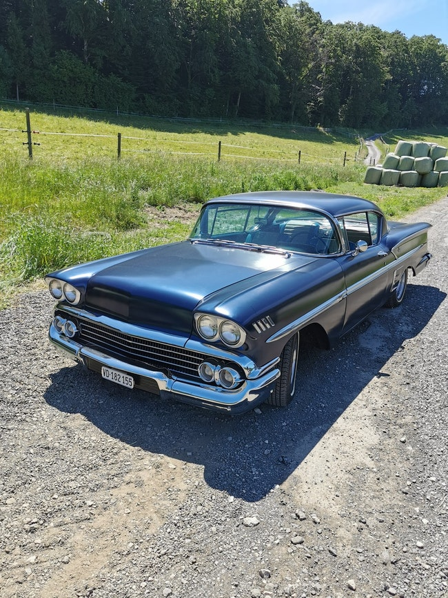 Chevrolet Impala 350 12'000 km CHF45'000 - acheter sur carforyou.ch - 1