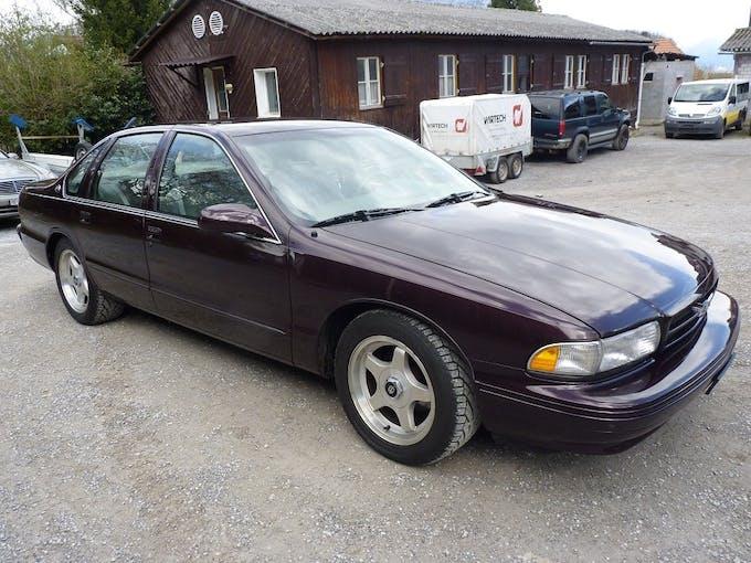 Chevrolet Impala SS 175'000 km CHF13'900 - acheter sur carforyou.ch - 1