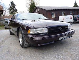 Chevrolet Impala SS 175'000 km CHF13'900 - acheter sur carforyou.ch - 2