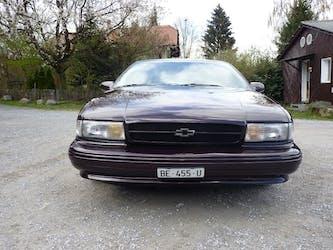 Chevrolet Impala SS 175'000 km CHF13'900 - acheter sur carforyou.ch - 3