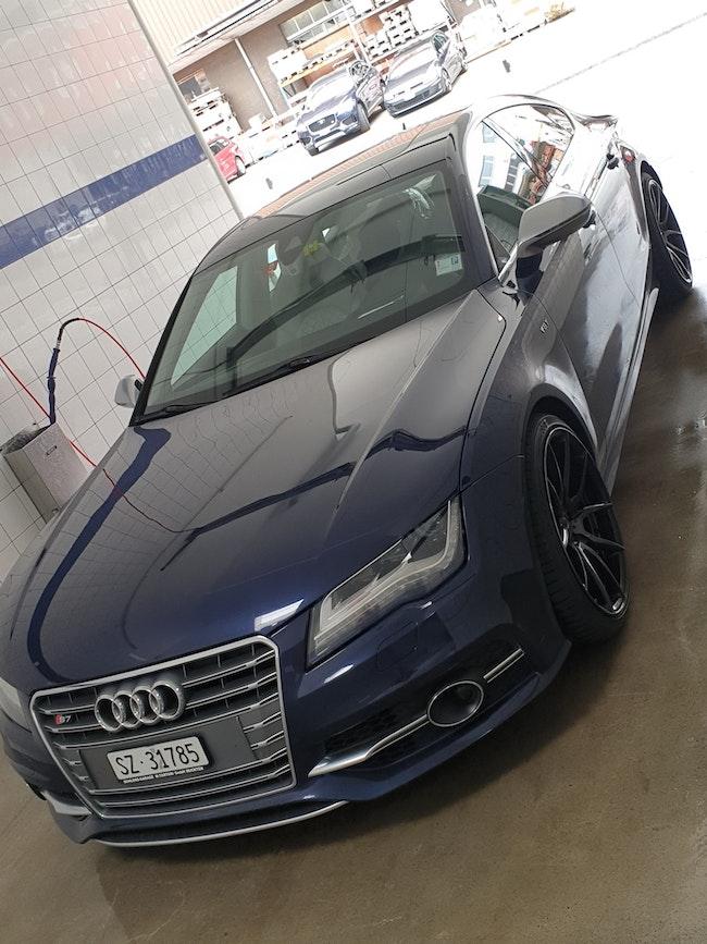 Audi S7 / RS7 S7 Sportback 4.0 TFSI V8 quattro S-tronic 100'750 km CHF30'800 - acquistare su carforyou.ch - 1