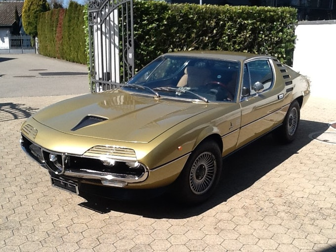 Alfa Romeo Montreal ALFA ROMEO MONTREAL 95'000 km CHF82'000 - acheter sur carforyou.ch - 1