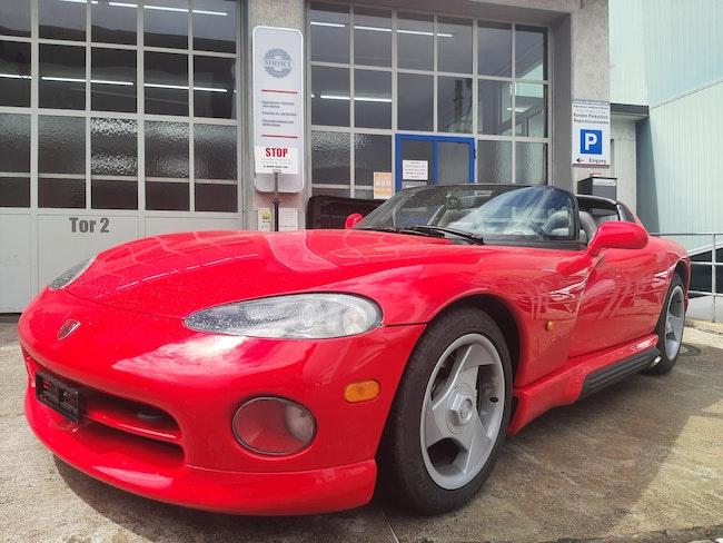 Chrysler Viper RT/10 28'500 km 44'800 CHF - buy on carforyou.ch - 1