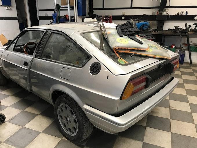 Alfa Romeo Sprint sprint 100'000 km CHF3'000 - buy on carforyou.ch - 1