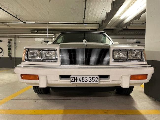 Chrysler Le Baron CHRYSLER LE BARON 191'075 km 7'100 CHF - kaufen auf carforyou.ch - 1