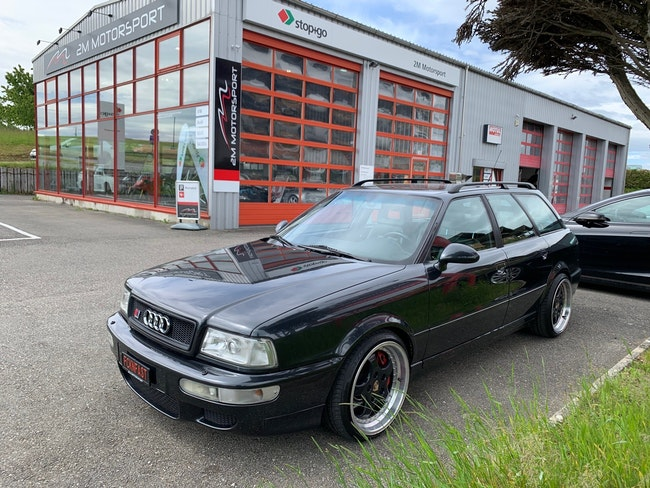 Audi RS2 80 Avant RS2 144'400 km 72'470 CHF - buy on carforyou.ch - 1