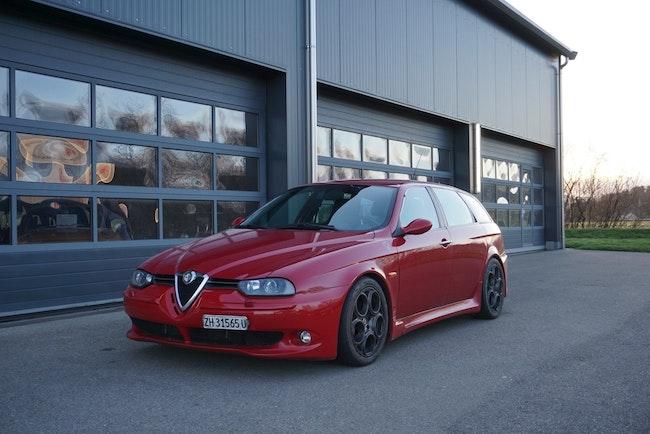 Alfa Romeo 156 GTA Kombi 174'280 km 9'500 CHF - acquistare su carforyou.ch - 1