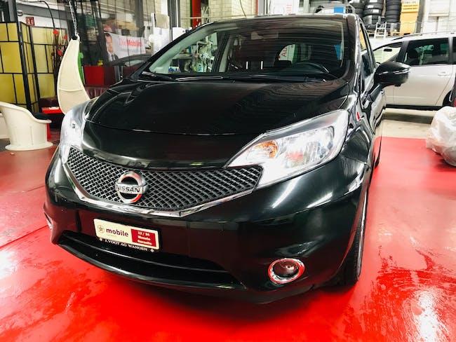 Nissan Note 1.2 DIG-S tekna 120'000 km CHF6'999 - acheter sur carforyou.ch - 1