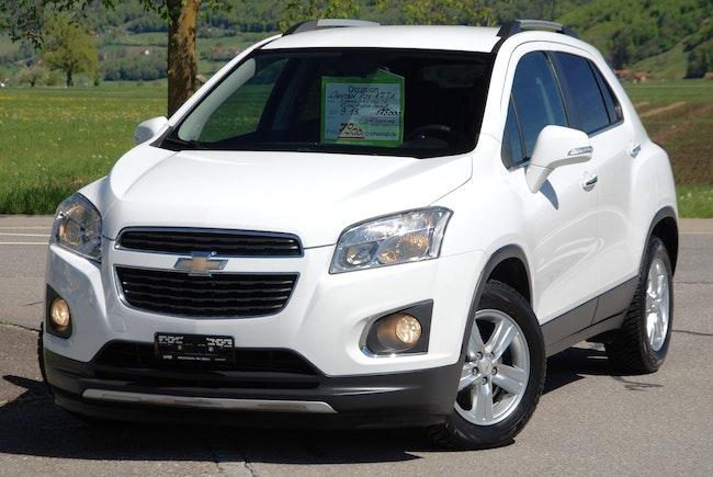 Chevrolet Trax 1.7 VCDi LT 2WD Automatic 178'000 km 6'990 CHF - kaufen auf carforyou.ch - 1