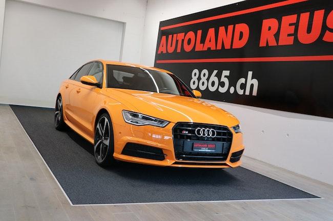 Audi S6 4.0 TFSI V8 quattro S-tronic 26'200 km 52'990 CHF - kaufen auf carforyou.ch - 1