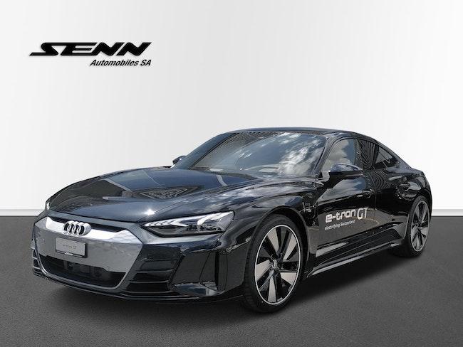 Audi e-tron GT quattro 2'000 km 109'300 CHF - acquistare su carforyou.ch - 1