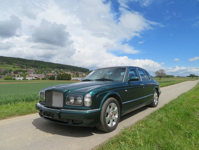 Bentley Arnage Red Label 82'000 km CHF37'800 - buy on carforyou.ch - 1